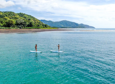 Cambutal Estuary SUP Expedition